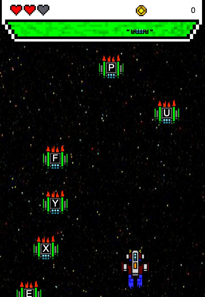 Space Spellers