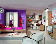 Virtuelles Schlafzimmer